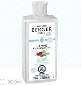 Lampe Berger 500ml Festive Fir