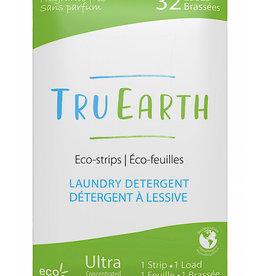 Tru Earth Eco-Strip Laundry Detergent - 32 Loads SALE