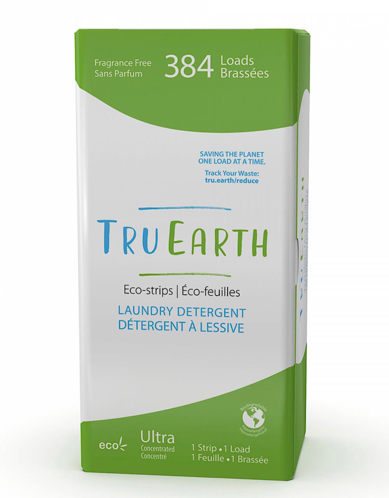 Tru Earth Eco-Strip Laundry Detergent - 384 loads