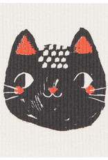 Now Designs Swedish Dishcloth Meow Meow