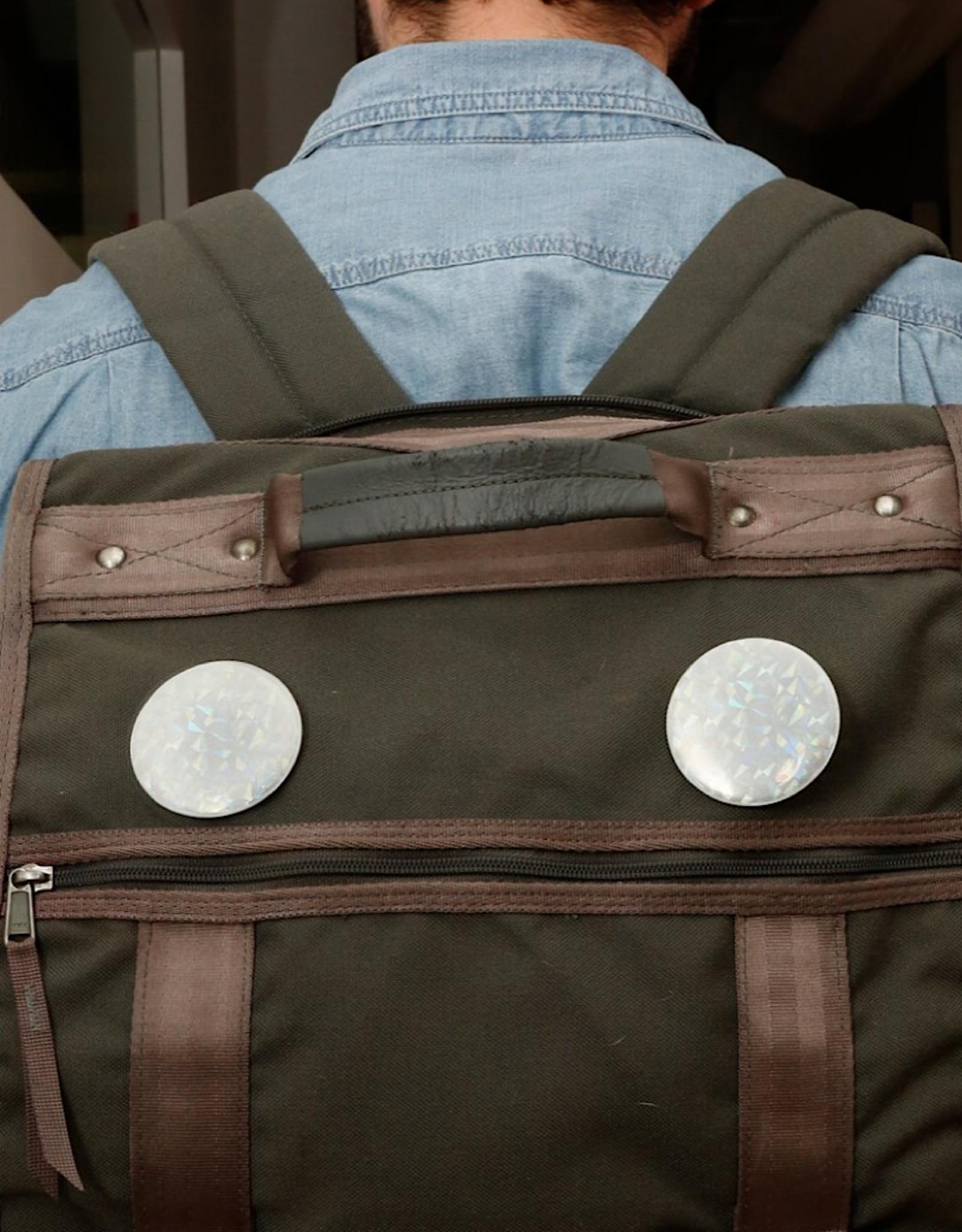 Kikkerland BB50 Reflective Buttons
