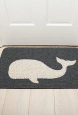Kikkerland Doormat Whale