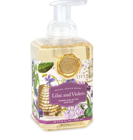 FOA286 Lilac and Violets Foaming Soap