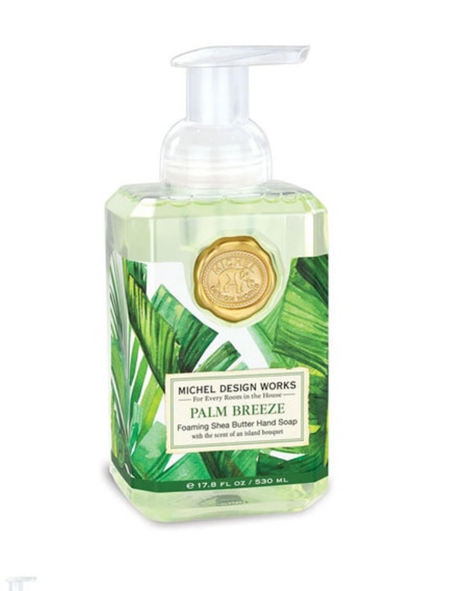 FOA336 Palm Breeze Foaming Soap