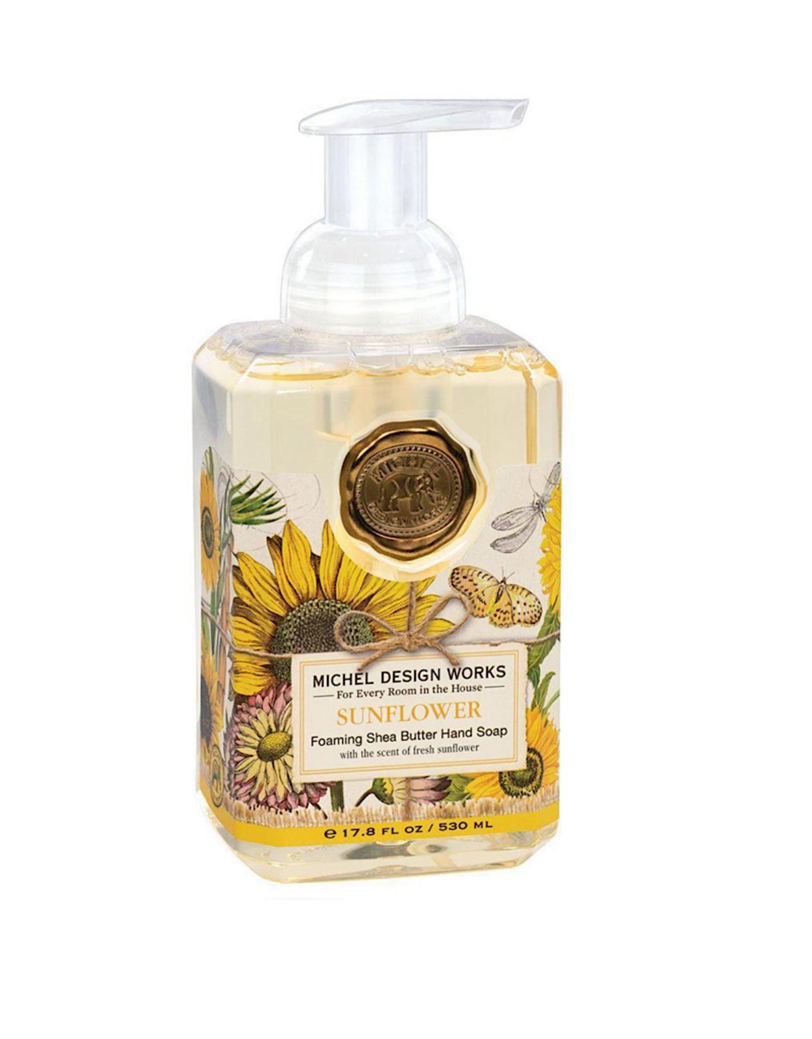 FOA350 Sunflower Foaming Soap