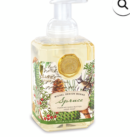 FOA257 Spruce Foaming Soap