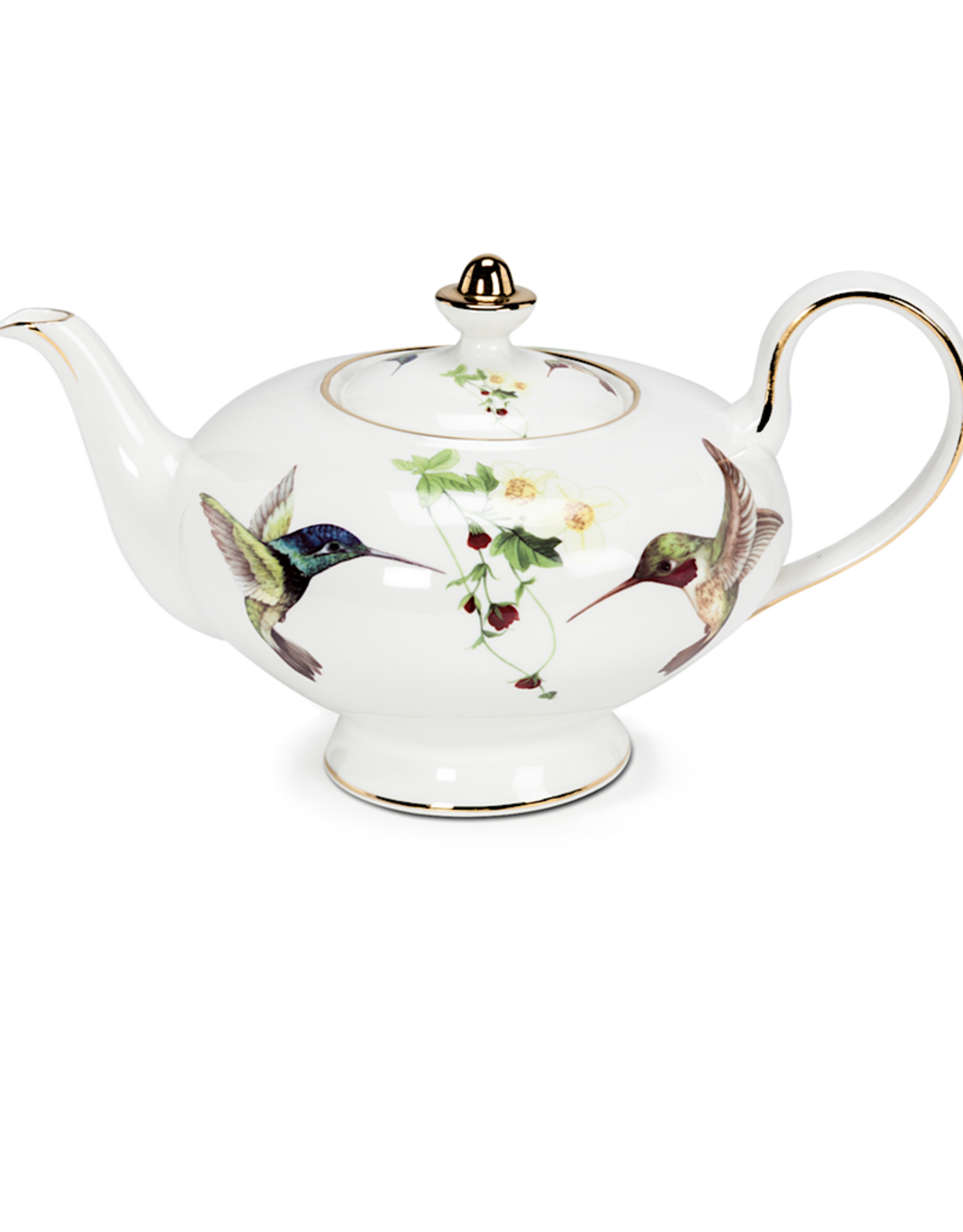 Hummingbird Tea Pot
