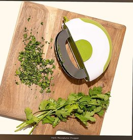 Herb & Salad Chopper Green