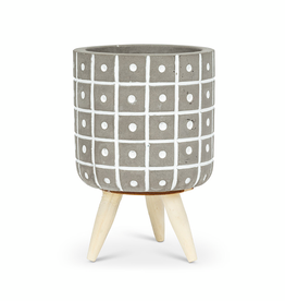 Dot Tripod Planter 4.5""
