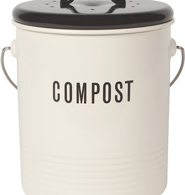 Now Designs Compost Bin Vintage