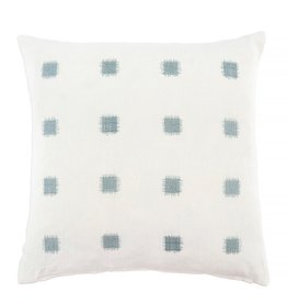 Ikat Stitch Sage Pillow 20x20