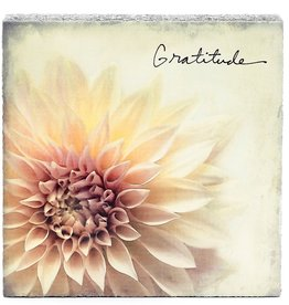 Cedar Mountain Small Art Block Gratitude