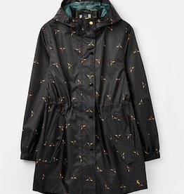 Joules Joules Golightly Black Foil Bee