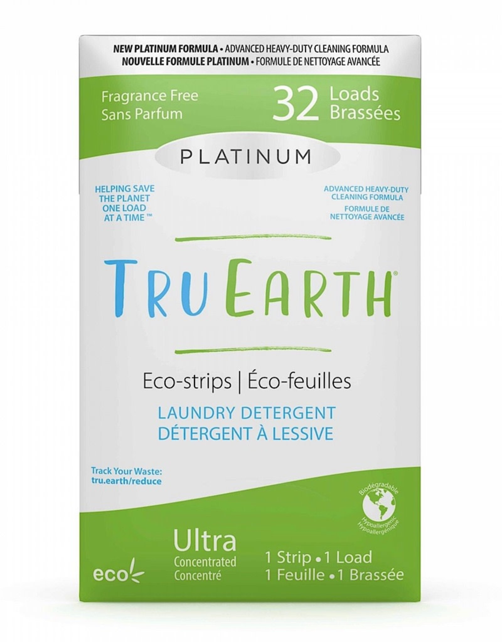 Tru Earth Eco-Strip 32 Loads PLATINUM