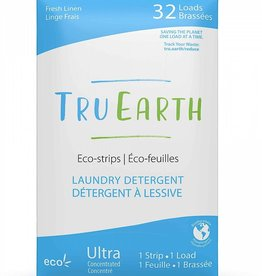 Tru Earth Eco-Strip 32 Loads Fresh Linen