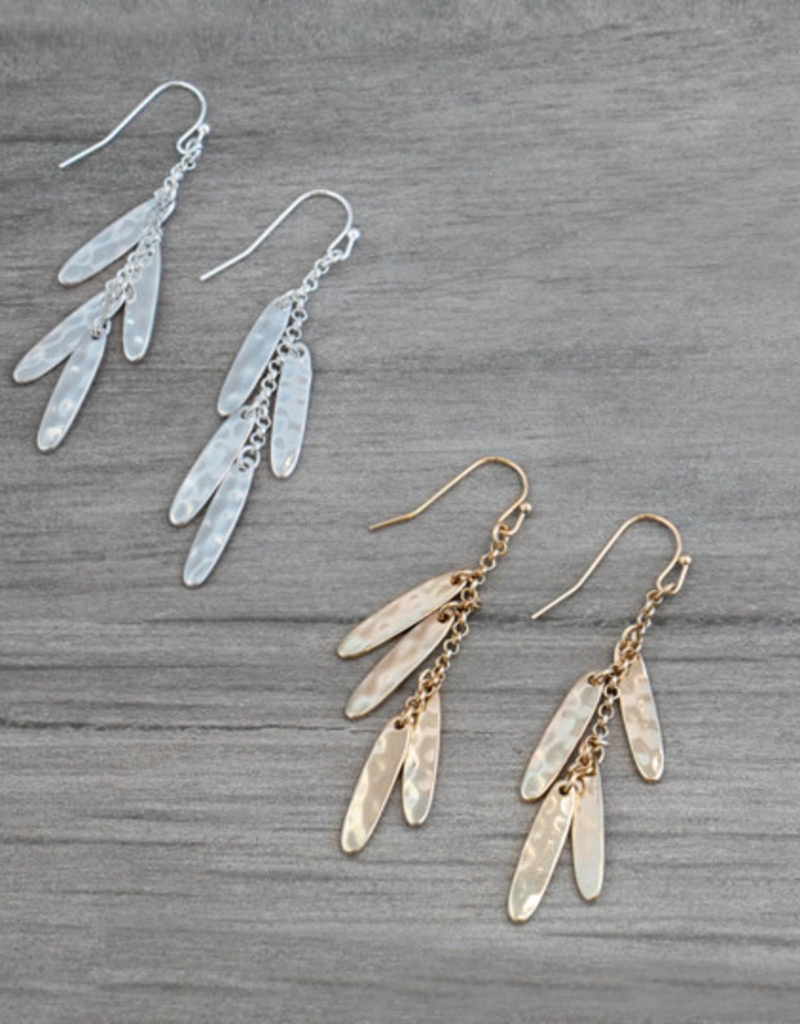 Glee Acadia Earring Silver