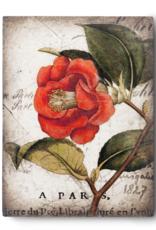 T-404 Red Camellia Memory Block