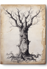 T-125 Mediaval Tree of Life Memory Block
