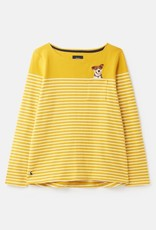 Joules Joules Harbour Long Sleeve Jersey Top Glddogstp