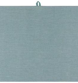 Now Designs Tea Towel Linen Heirloom Lagoon