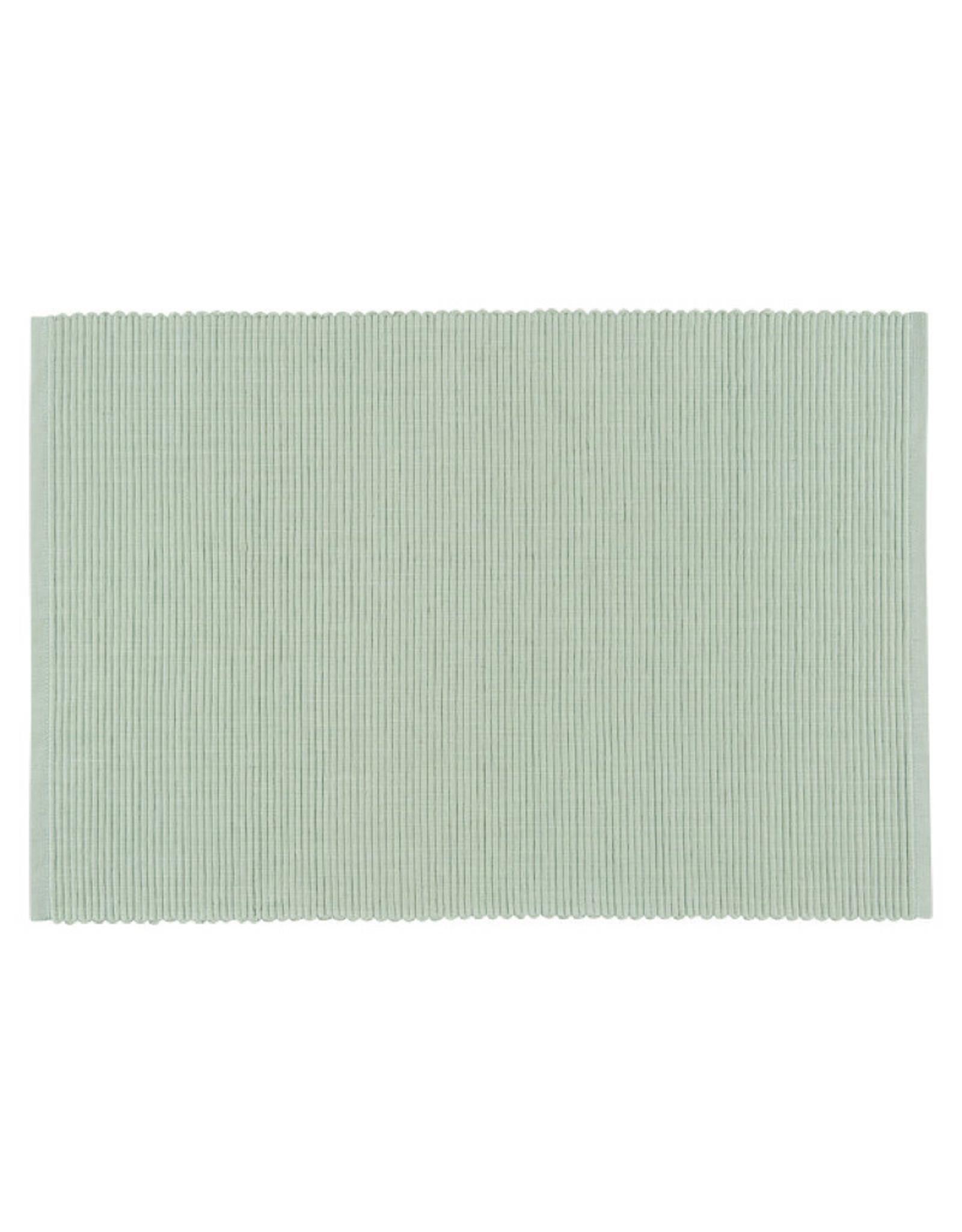 """Placemat spectrum Aloe 13""""x19"""" 100% Cotton"""