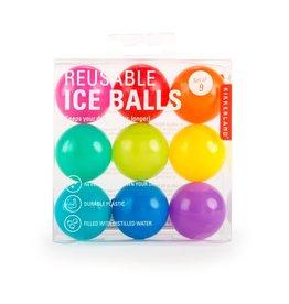 Kikkerland Reusable Ice balls