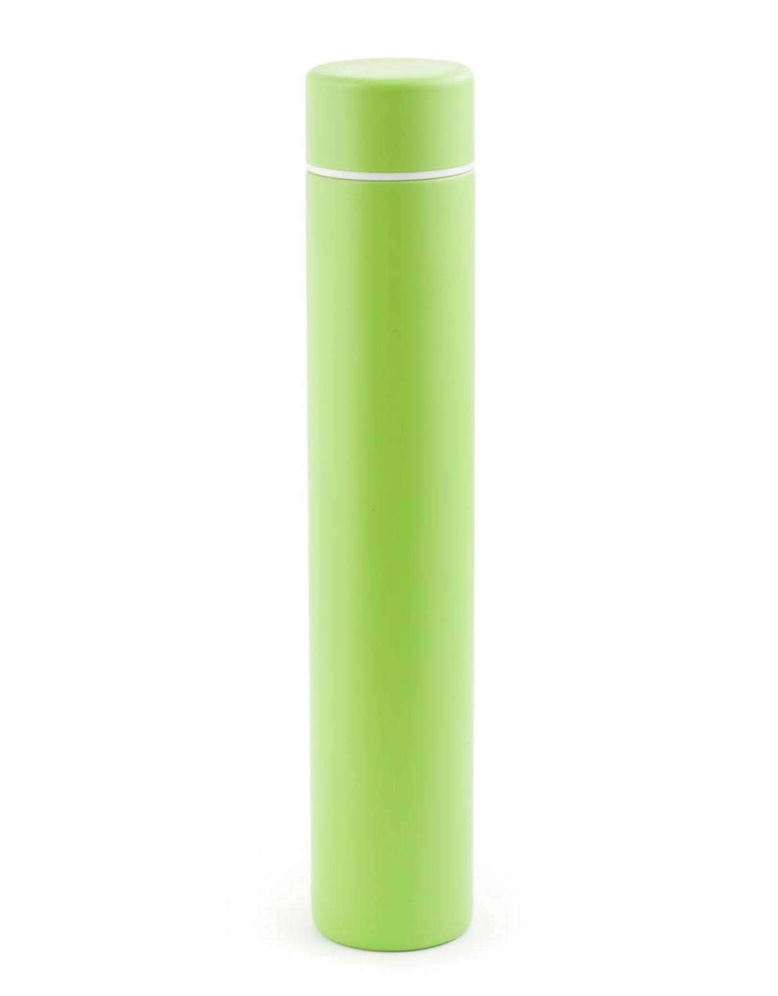 Kikkerland Slim bottle green