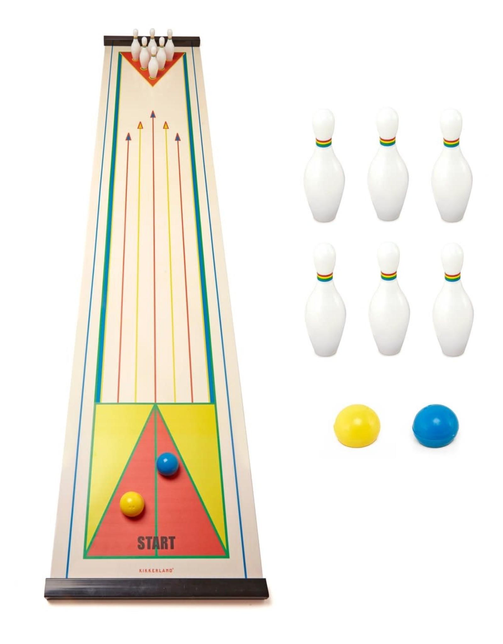 Kikkerland Table top bowling