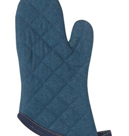 Now Designs Oven Mitt Denim