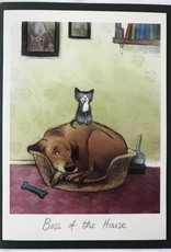 Two Bad Mice Publishers TBIA76 Boss Of The House