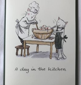 Two Bad Mice Publishers A Day In The Kitchen