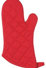Now Designs 501650 Oven Mitt Red