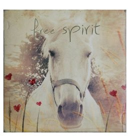 Cedar Mountain Small Art Block Free Spirit