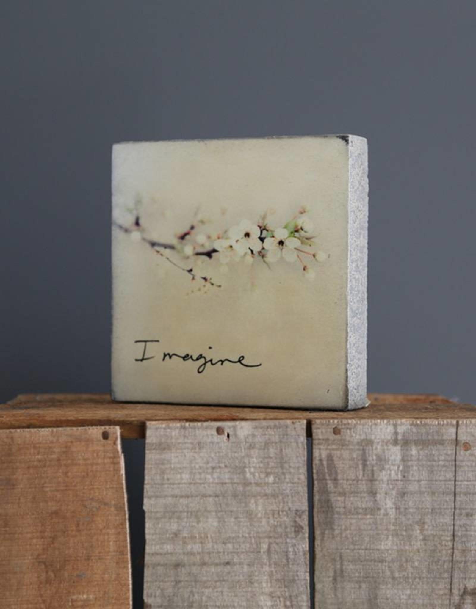 Cedar Mountain Small Art Block Imagine