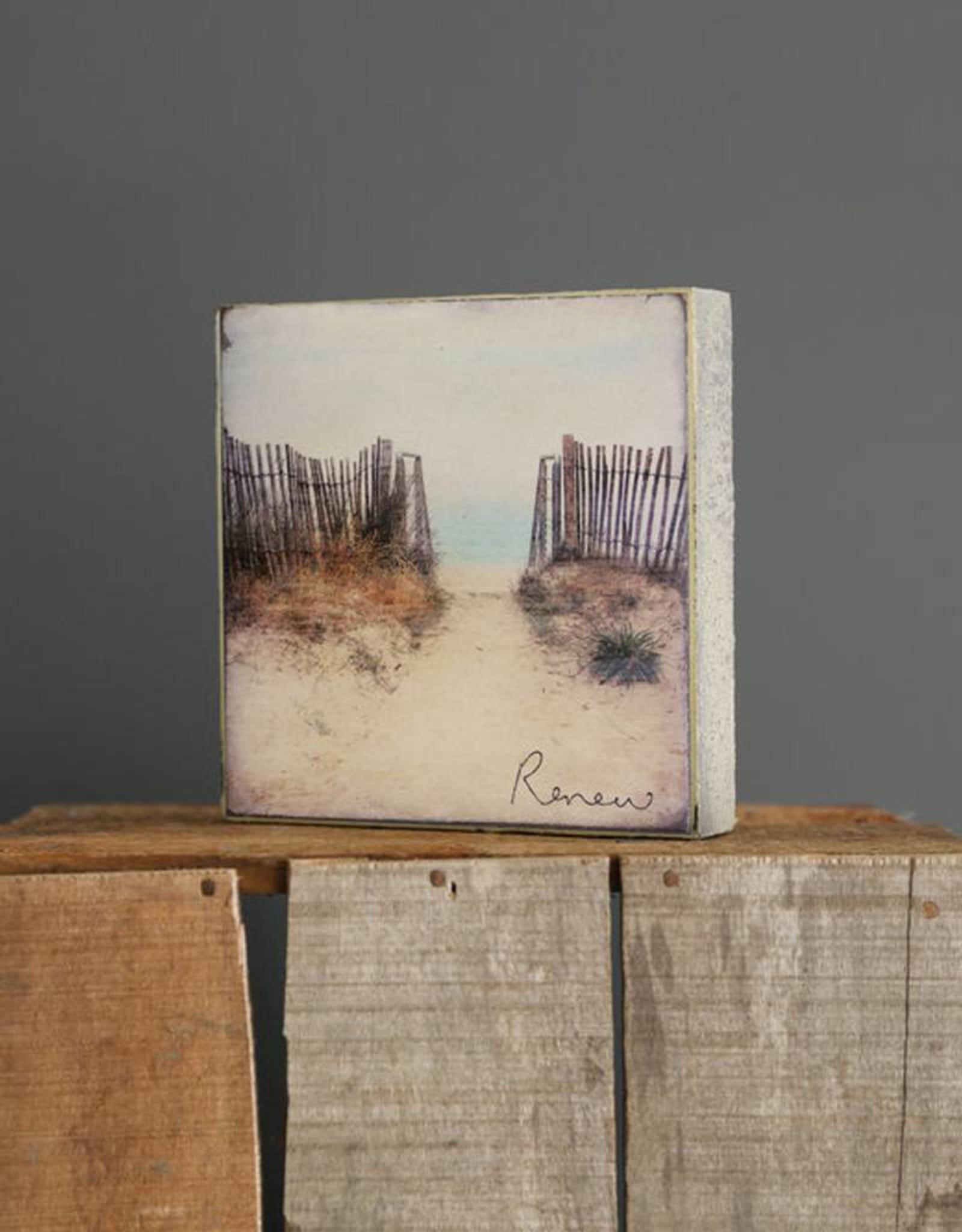 Cedar Mountain Small Art Block Renew