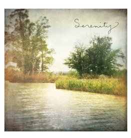 Cedar Mountain Small Art Block Serenity