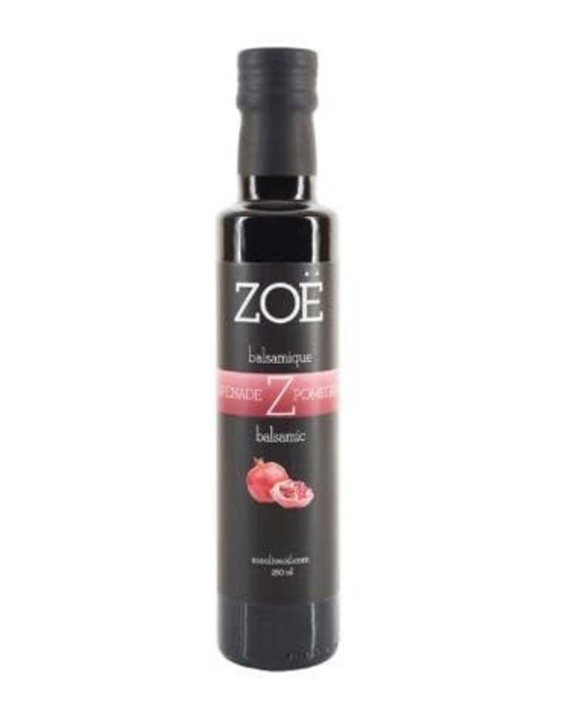 Zoe Balsamic Vinegar 250 ml  Pomegranate