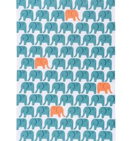 Dishtowel - Tea Towel Edgar Elephant