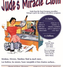 Judes's Miracle Cloth 2 pack