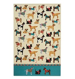 Ulster Weavers Cotton Tea Towel Hound Dog