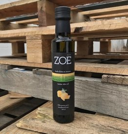 Zoe Infused Extra Virgin Olive Oil 250 ml  Butter