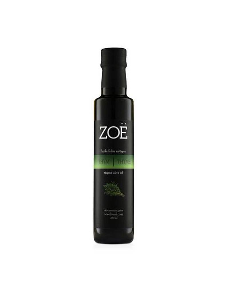Zoe Infused Extra Virgin Olive Oil 250 ml Thyme