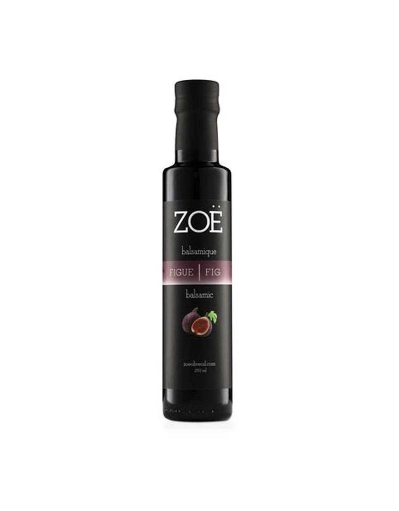 Zoe Balsamic Vinegar 250 ml Fig