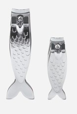 Kikkerland MN65 Fish Nail Clippers Set Of 2
