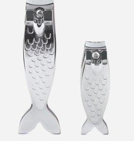 Kikkerland Fish Nail Clippers set of 2