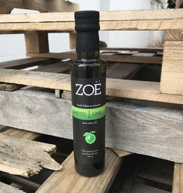 Zoe Infused Extra Virgin Olive Oil 250 ml  Lime