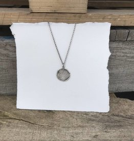 Refurbished Silver Necklace and Pendant