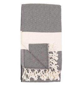 Turkish Towel Diamond Carbon