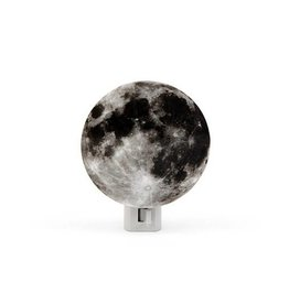 Kikkerland Night Light Moon