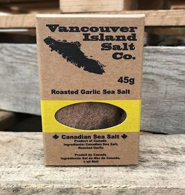 Vancouver Island Salt Co. Roasted Garlic Sea Salt (45g)